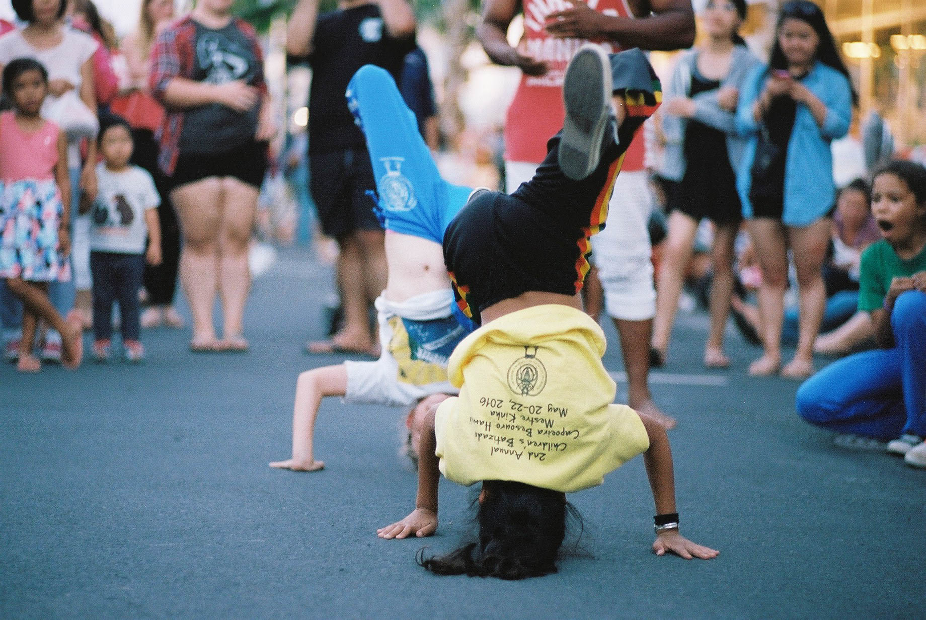 4Night Market Capoeira